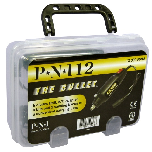 Planet Nails - PNI12 - THE BULLET - Electric Nail Drill 12000rpm