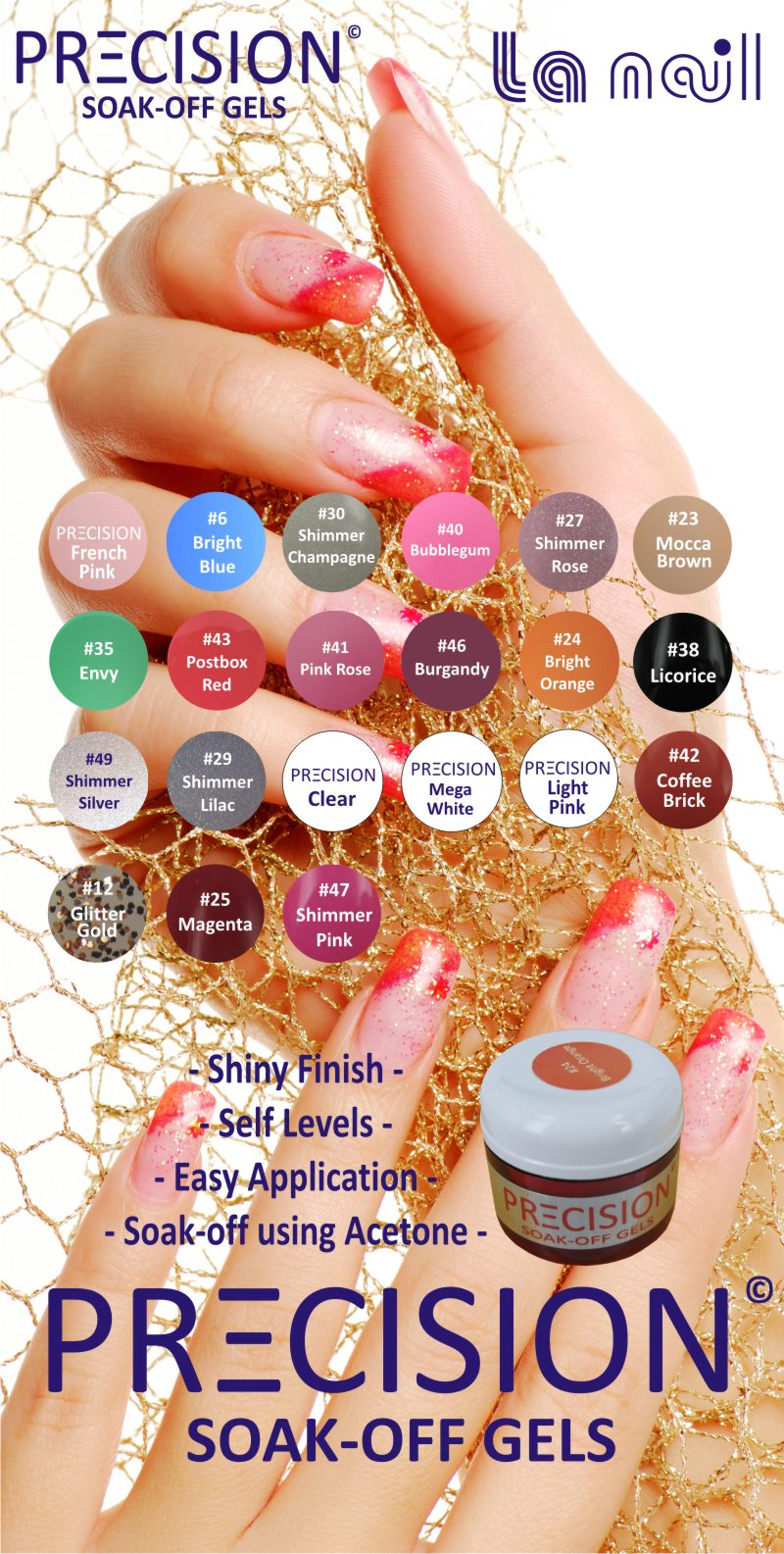 Planet Nails Wholesale Distribution Of Professional Nail Beauty